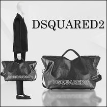 【関税/送料込】D SQUARED2 Oversized Duffle Bag 国内発送