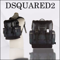 【関税/送料込】D SQUARED2 backpack travel donald 国内発送