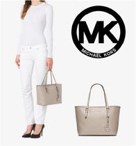 【即発】 Michael Kors ★ Small Saffiano Leather Tote ★