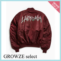【GROWZE select】Lady Gaga Joanne ボンバー ジャケット☆