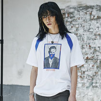ANOTHERYOUTH(アナザーユース) Tシャツ・カットソー ☆ANOTHERYOUTH(アナザーユース)☆ chain raglan t - white