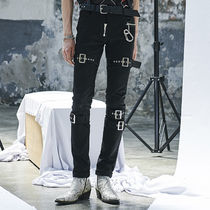 ANOTHERYOUTH(アナザーユース) パンツ ☆ANOTHERYOUTH(アナザーユース)☆ velcro skinny - black