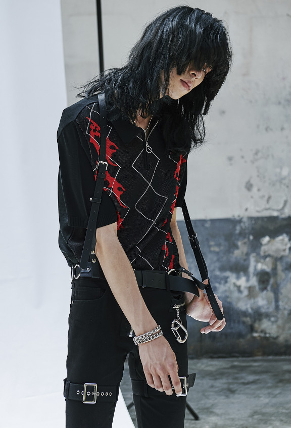 ☆ANOTHERYOUTH(アナザーユース)☆ harness belt