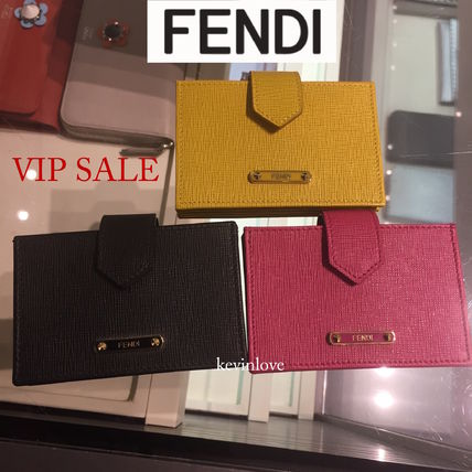 VIP sale FENDI CLE Youngs bellows cardholder