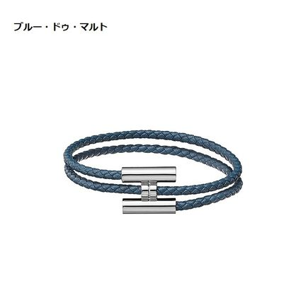 HERMES ブレスレット 【直営店買付すぐ届く】HERMES 《Tournis tresse》 国内発(8)