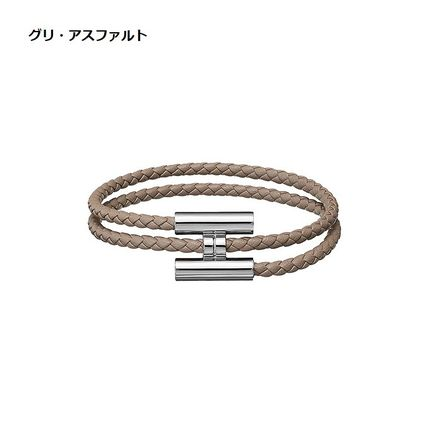 HERMES ブレスレット 【直営店買付すぐ届く】HERMES 《Tournis tresse》 国内発(10)