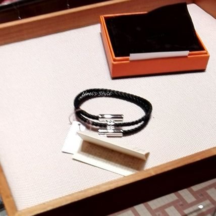 HERMES ブレスレット 【直営店買付すぐ届く】HERMES 《Tournis tresse》 国内発(6)