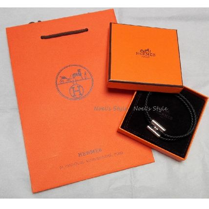 HERMES ブレスレット 【直営店買付すぐ届く】HERMES 《Tournis tresse》 国内発(5)