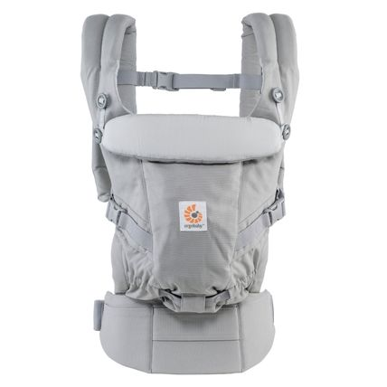 ★Ergobaby Adapt Baby Carrier パールグレー