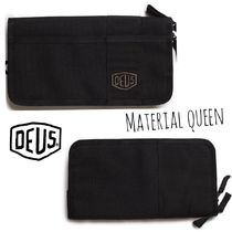 日本未入荷Ron Herman取扱DeusExMachina PASSPORT HOLDER