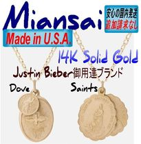 Ron Herman取り扱い★Miansai★ 14KGold 無垢のネックレス