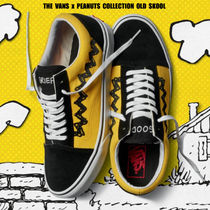 VANSxPEANUTS COLLECTION★コラボ★OLD SKOOL