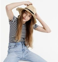 J Crew 収納可能ストローハット