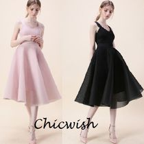 ☆国内送関込☆Chicwish☆Impressive Cami Dress 2色