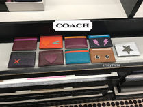 MUST HAVE! COACH★6月新作★名刺入り、カードケース*個性的!