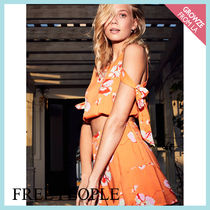 【Free People】レトロ フラワープリント セットアップ♪
