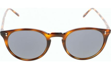 Justin Bieber愛用☆OLIVER PEOPLES☆O'Malley NYC サングラス