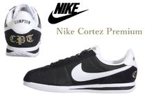 ☆大人気☆Nike Cortez プレミアム Black/White/Metallic Gold