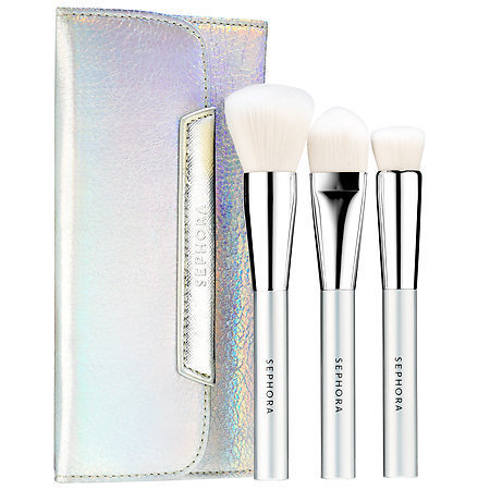 SEPHORA COLLECTION Face Time Complexion Brush Set