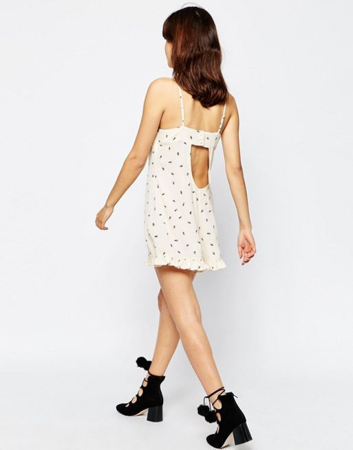 ☆ASOS Ditsy Floral Cami Playsuit☆