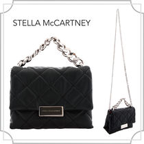 関税込☆quilted eco-nappa small〜☆黒☆Stella McCartney