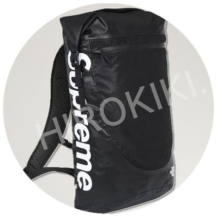 Supreme バックパック・リュック 【17SS】Supreme The North Face Waterproof Backpack 防水 黒