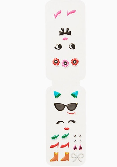 katespade*make your own pinata girl iPhone 7 ケース