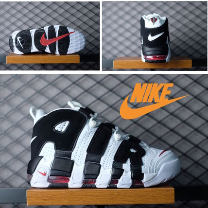 "Women-friendly Moto NIKE ""air more up tempo""AIR MORE"