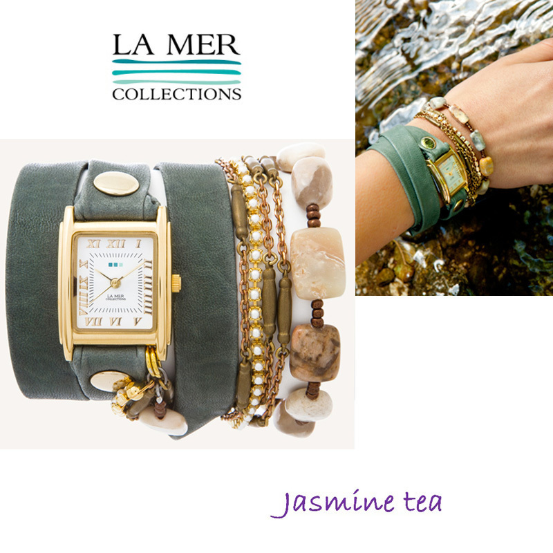 ★新作セール価格で♪LA MER COLLECTIONS Jasper Stonesラップ★