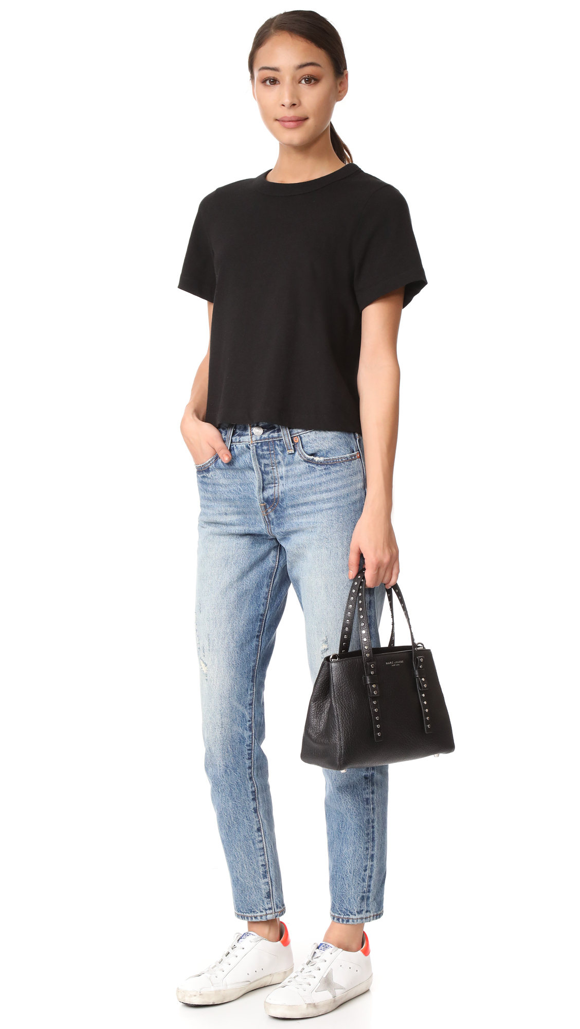 Marc Jacobs★Mini T Tote★バッグ