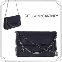 関税込☆Falabella mini bag in〜☆navy blue☆Stella McCartney