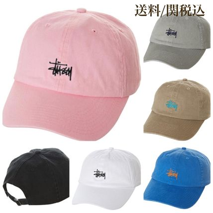 Shipping / STUSSY caps and embroidered logo