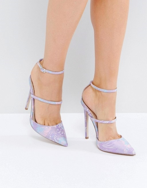 ASOS PICTURE PERFECT Pointed High Heels♪2色
