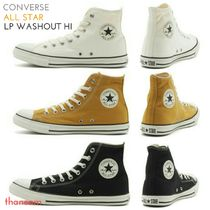 ★CONVERSE★ALL STAR LP WASHOUT HI コンバース ウォッシュ