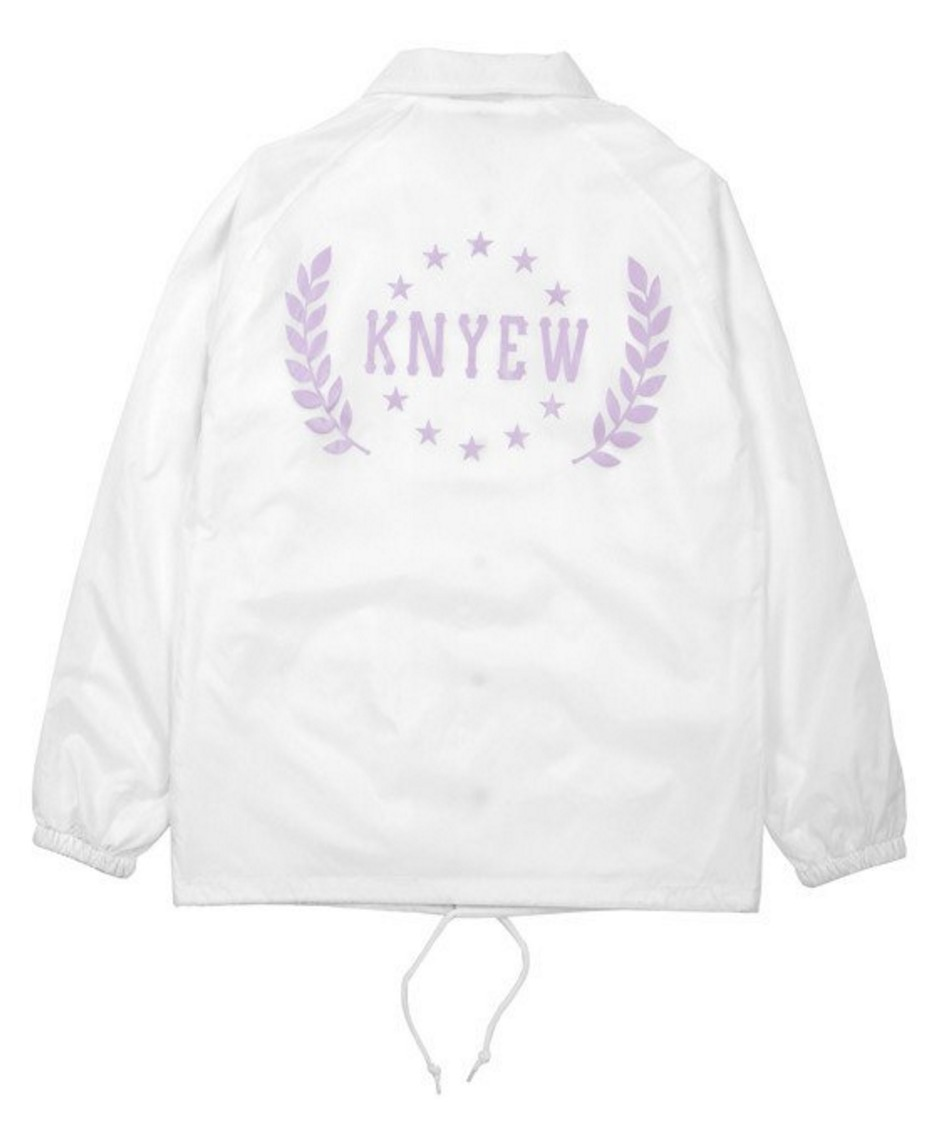 【KNYEW】☆17SS新作☆入手困難☆.CREW COACHES JACKET