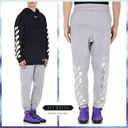 """Sale Off-White """"Frame of Mind"""" drop rise pants"""