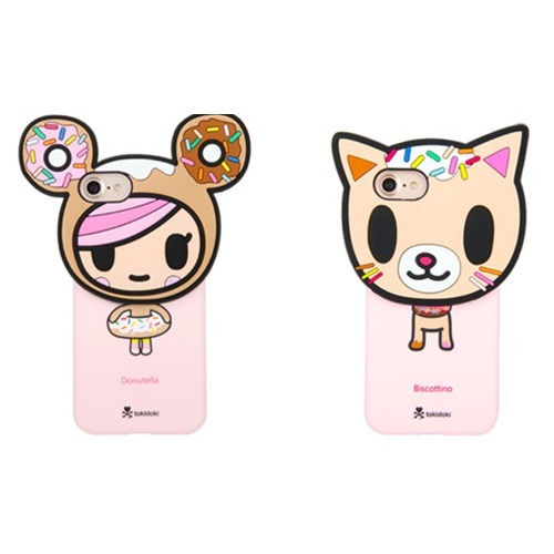 ◆tokidoki◆ Donutella /Biscottino iPhone6/s/7 /+ ケース