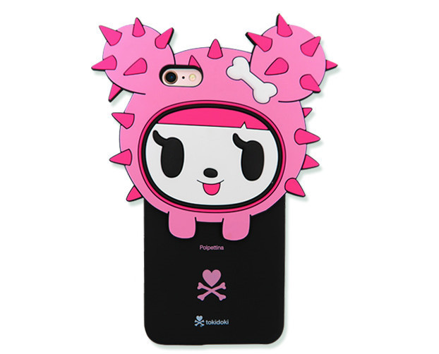 ◆tokidoki◆ iPhone6/s/plus/7 ケース 5タイプ