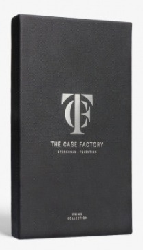 THE CASE FACTORY★iPHONE7★LIZARD デニム
