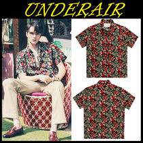 無料配送★UNDERAIR★Colocasia Shirts