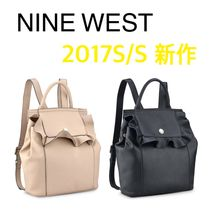 ★海外限定★ 2017ss 新作 NINE WEST/Clean Living Backpack 2色