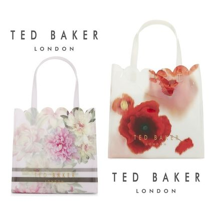 2017SS【TED BAKER☆smallトートバッグ☆花柄 2Type】関税送料込