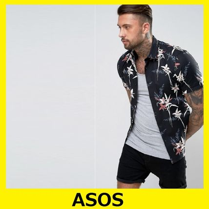 #ASOS LILY floral skinny # t-shirts