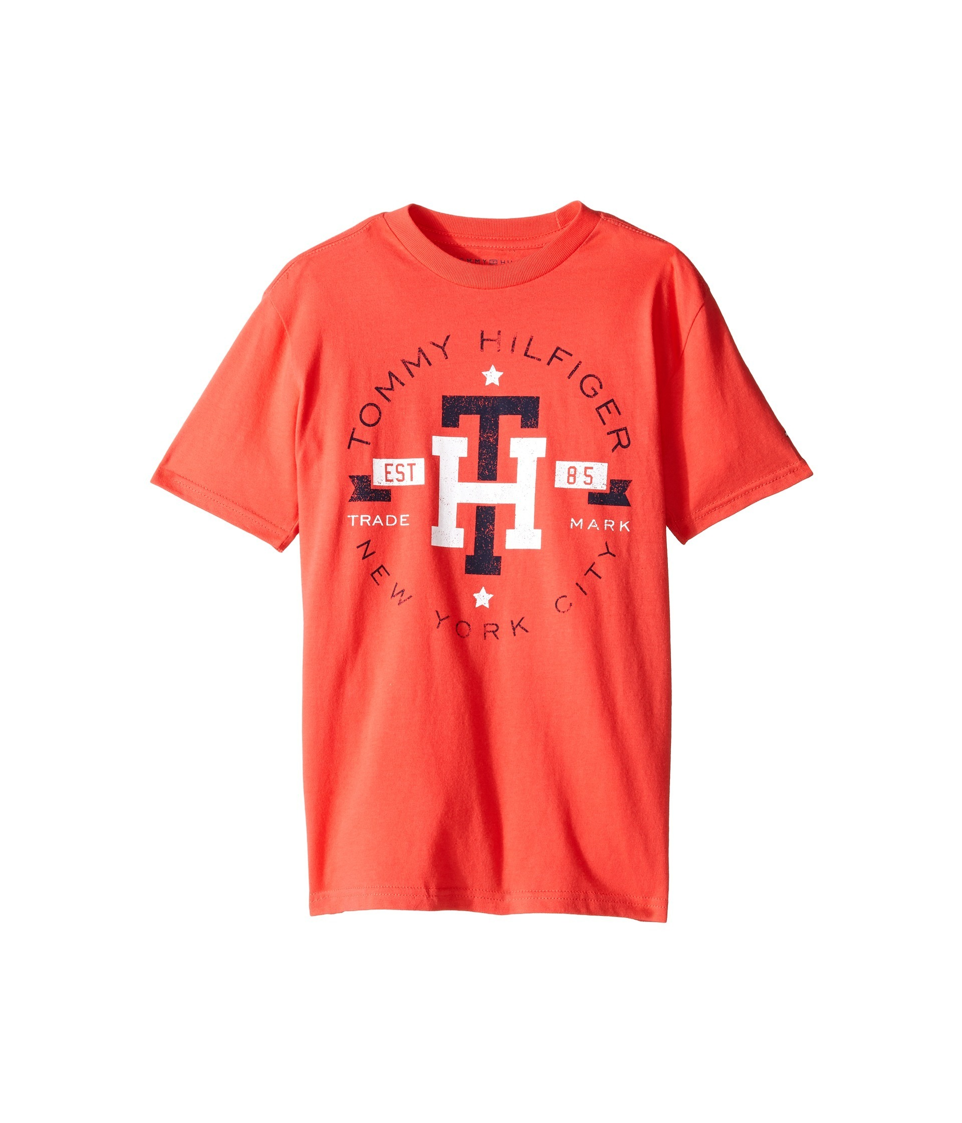 大人気★Tommy Hilfiger Kids Circa Mark Tee (Big 送料・関税込
