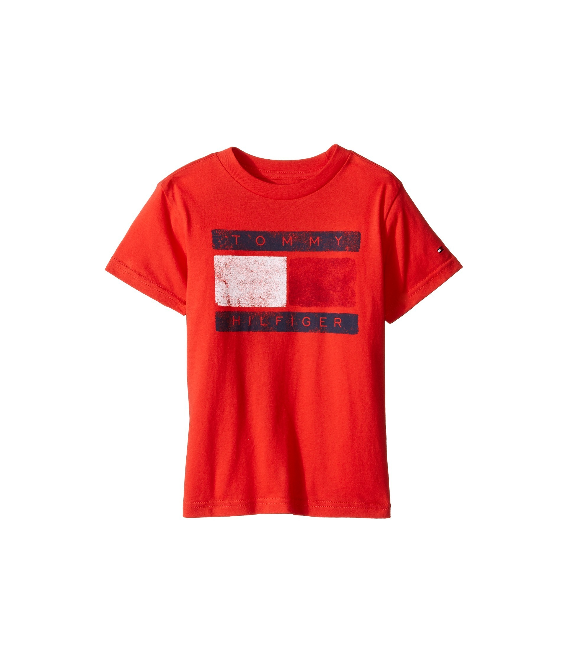 大人気★Tommy Hilfiger Kids Tommy Flag Tee (Tod 送料・関税込