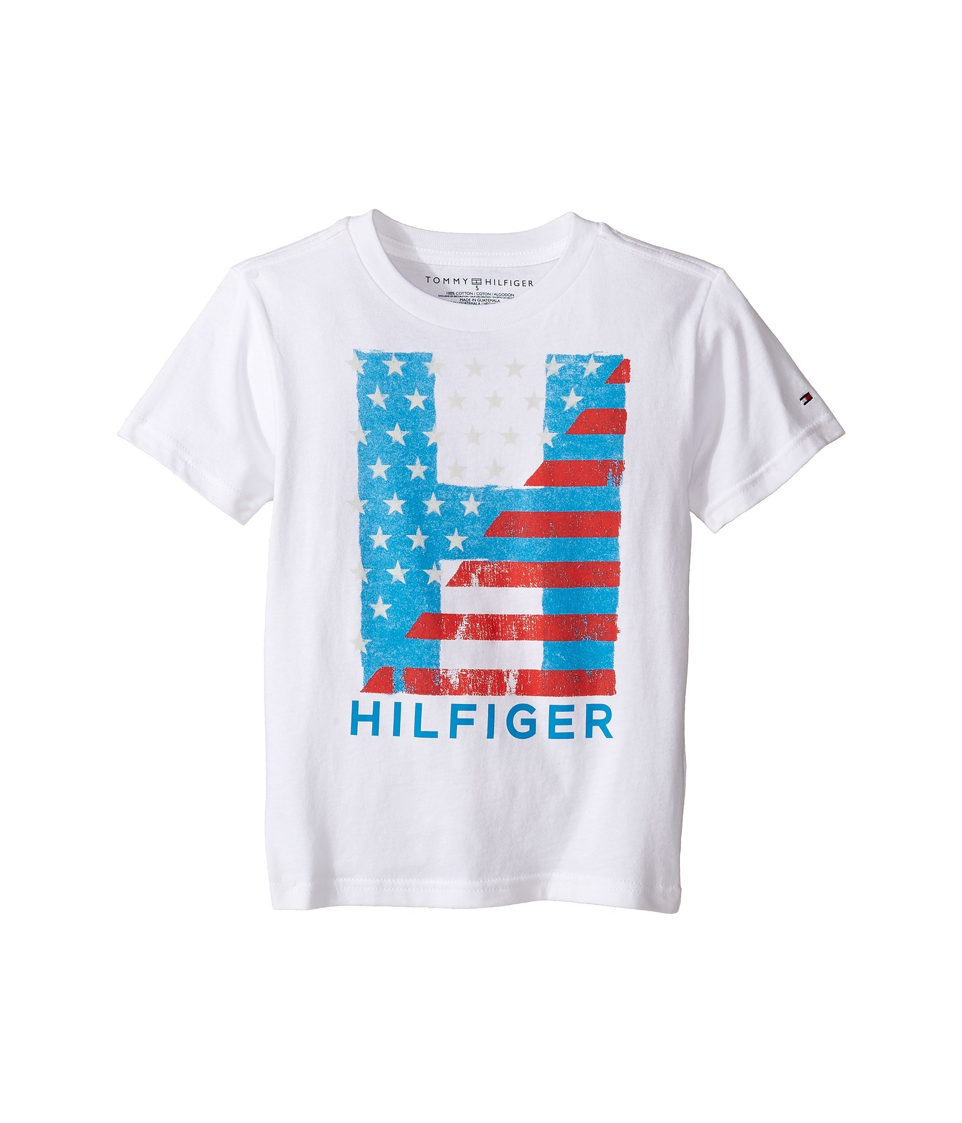 大人気★Tommy Hilfiger Kids Homeroom Tee (Toddl 送料・関税込