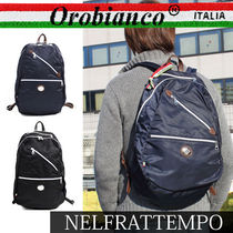 OROBIANCO リュックサック キャリーオンバッグ NELFRATTEMPO