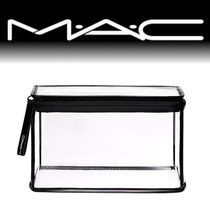 MAC 日本未入荷! クリアポーチ CLEARLY MAC / LARGE RECTANGLE