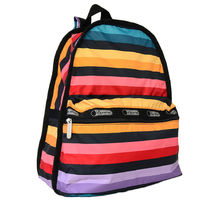 ● LeSportsac BASIC BACKPACK 7812 D626 WIDE RULED ●