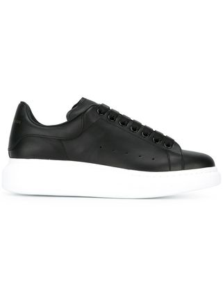"""A McQUEEN 2017AW popular """"OVERSISED"""" sneakers"""